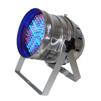 Tacho Par Led 64 Aluminio 144 Led 10mm Rgb 8c Dmx E-lighting