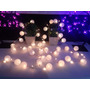 Guirnalda Kermesse Luz Calida 4mts Casamiento Navidad Bodas