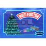 Luz Navidad Arroz X100 Luces 5m Cable Cristal 8 Efecto Local