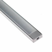 Perfil Aluminio Para Tira De Led 2835 5050 5630 1mts Oferta!