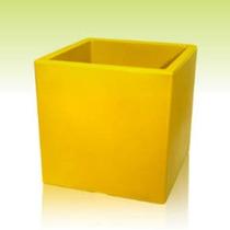 Cubo 50cm - Macetas De Plástico Rotomoldeado