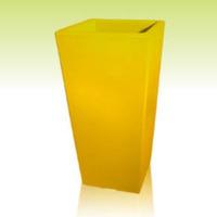 Piramidal 48cm - Macetas De Plástico Rotomoldeado