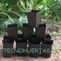 Mc 200 Macetines Plasticos Termoformados 7,3 Para Plantines