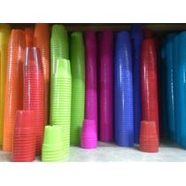 Macetas Color Plastico N°6, N°8 Y N°10