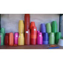 Macetas De Colores N6