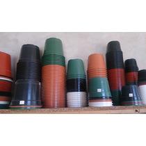 Macetas Plasticas Linea Europea N11