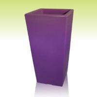 Piramidal 38cm - Macetas De Plástico Rotomoldeado