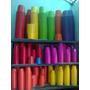 Macetas Plásticas 50 Unid. Nº 8 De Colores