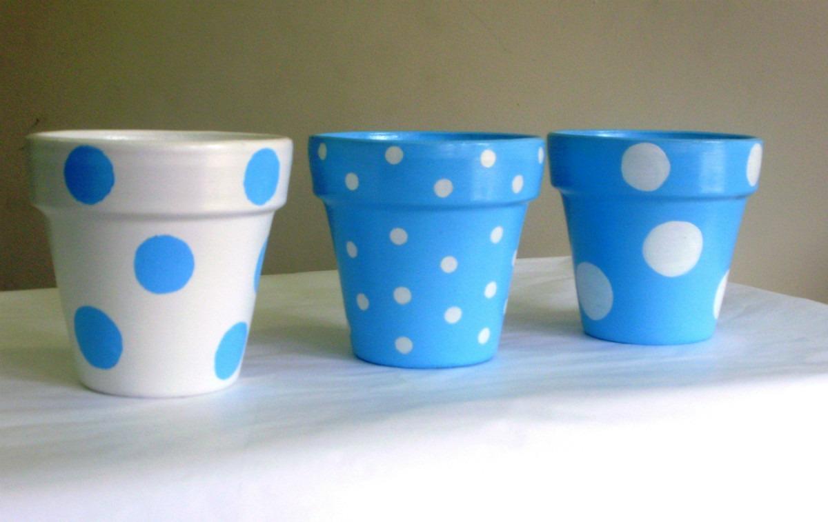 Cactus para souvenirs de baby shower manualidades para for Cajas pintadas a mano