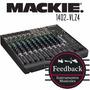 Mackie 1402-vlz4 - Mixer Grabacion/vivo 14 Canales 6 Xlr 4st