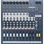 Soundcraft Epm8 Consola Mixer 8 Canales Sonido Profesional