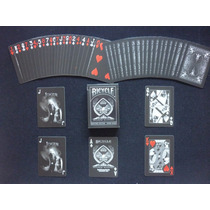 Cartas Bicycle Shadow Masters