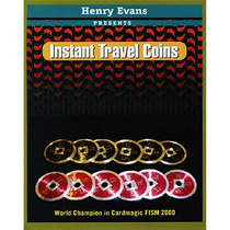 Instant Travel Coins By Henry Evans