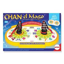 Chan El Mago Juego De Mesa Original De Antex