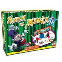 Juego De Magia Implas Show De Magia 50 Trucos Baby´s Choice