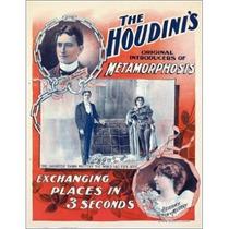 La Metamorfosis De Houdini (mira El Demo )