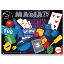 Juego De Magia Con 75 Trucos ( Antex )