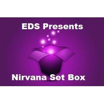 Nirvana Set Box, Unico Kit De Desaparicion De Monedas