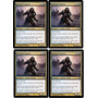 Cartas Magic: 4 Diregraf Captain Nmint Dark Ascension!!!!