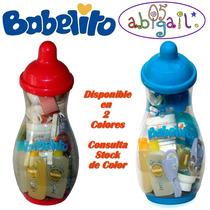 Babelito Super Pack Mamadera Chupete Shapoo Y Mas!