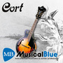 Mandolina Cort Cmf100 - Exelente + Funda