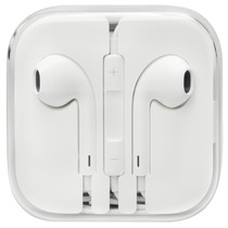 Auriculares Earpods C/control Iphone 4 4s 5 Ipad Mini S4 S3