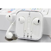 Auriculares Universal Iphone Samsung - Con Mando Y Microfono
