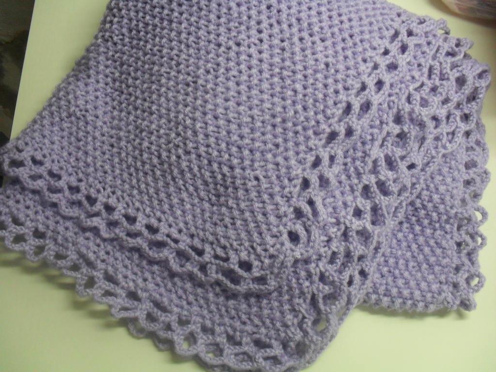 Mantas de lana para beb s imagui for Mantas de lana hechas a mano