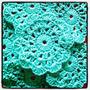 Tejidos Artesanales A Crochet: Posavasos