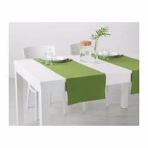 Ikea - Caminos Mesa Suecos Märit 80% Algodón - 8 Colores