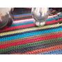 Individuales Y Posavasos Tejidos A Crochet