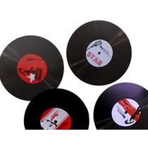 Individuales Disco X 4 , Regalos Originales