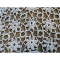 Carpeta/camino Tejida Crochet Preciosa - Codigo 12-