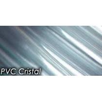 Tela Cristal Pvc Plavinil X 10 Mtrs N° 1