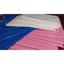Mantel Descartable De Polietileno Rectangular De 1,20 X 1,80