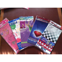 Manteles Infantiles Plasticos 1,37 X 2,44