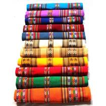 Aguayos De 2,10x1,10cm - Variedad De Guardas Y Colores