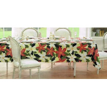 Flowerly Mantel Rectangular - Fashion&home - Avon - Navidad