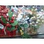 Centro De Mesa Navideno Deco Navidad Arbolito