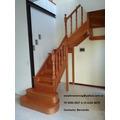 Escaleras Interiores Escaleras De Madera Revestimientos