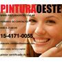 Pintor Profesional Casas Empresas Pinturaoeste Zona Oeste.