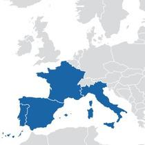 Mapa En Sd España Portugal Francia Italia Garmin Igo Local