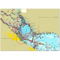 Cartas O Mapas Nauticas Rio De La Plata Para Garmin Nuvi
