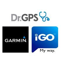 Actualización Gps Garmin - Orange - Motorola - Napoli - Igo