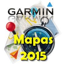 Mapas Garmin Argentina Y Limítrofes 2015,descarga On Line