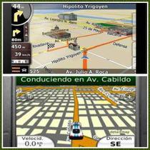 Actualizo Hoy Tu Gps Igo Garmin Chino O Auto En Zona Sur