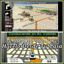 Mapas Para Gps Chino Garmin Igo8 O Tu Stereo Desde Tu Casa