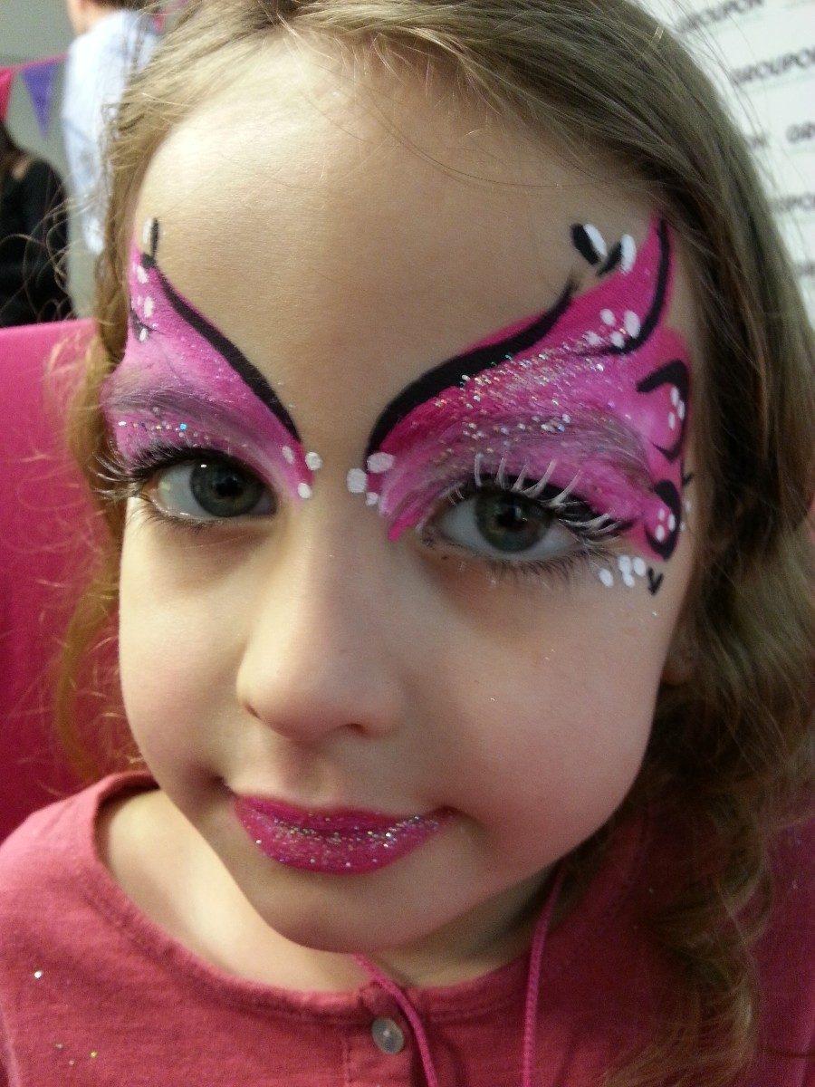 Maquillaje artistico infantil y de adultos capital - Como pintar la cara de nina de bruja ...