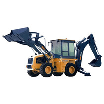 Retroexcavadora 4x4 Articulada Xt 864 Xcmg 100% Financ.