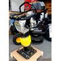 Vibro Apisonador Motopison 10kn 4hp 166cc Pison Compactador